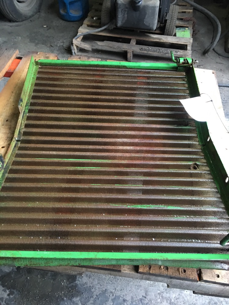 Details about  /R0848 Grill Screen Fits John Deere