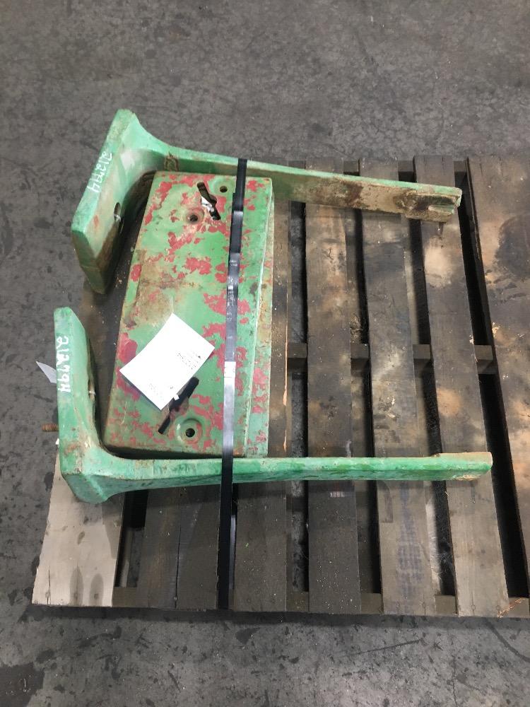 R54144 KIT - John Deere 4020 Front Weight | Bootheel Tractor Parts