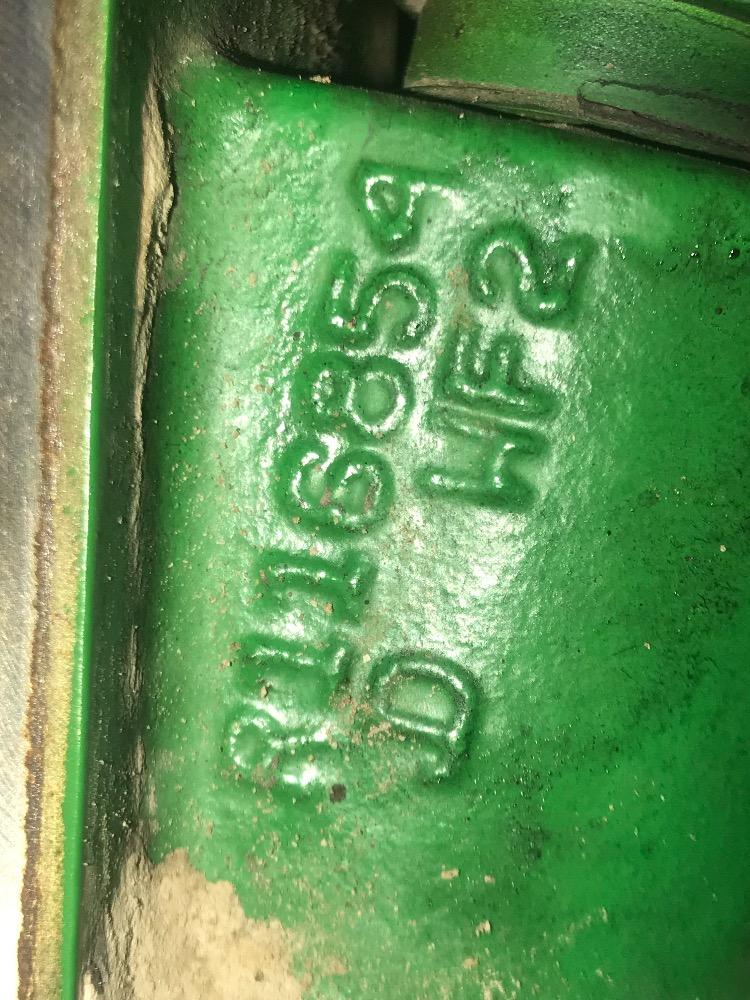 RE500657 A - John Deere 9300 Oil Cooler   Bootheel Tractor Parts