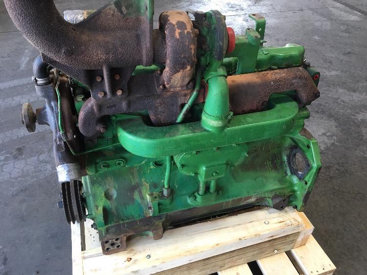 John Deere Engine For John Deere 4440