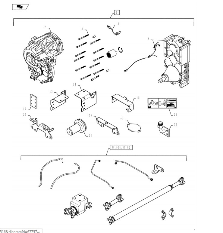 -  Parts for   -